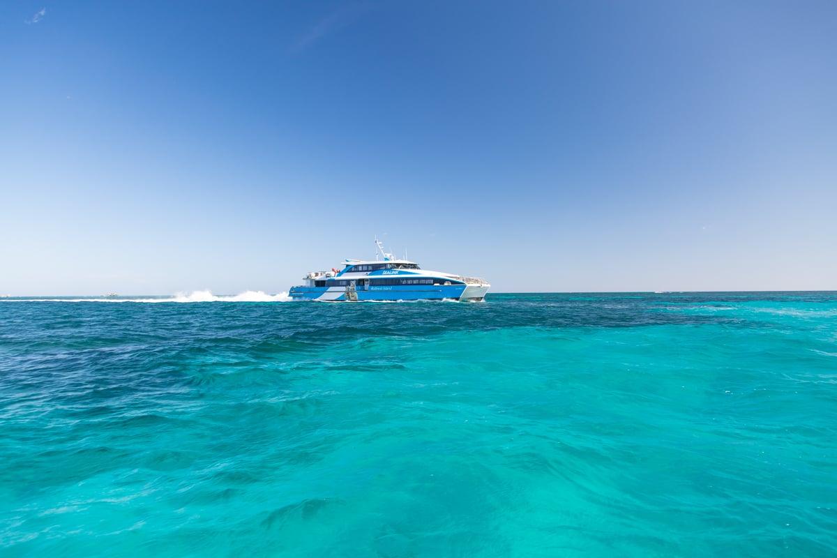 SeaLink - Rottnest Island Ferry