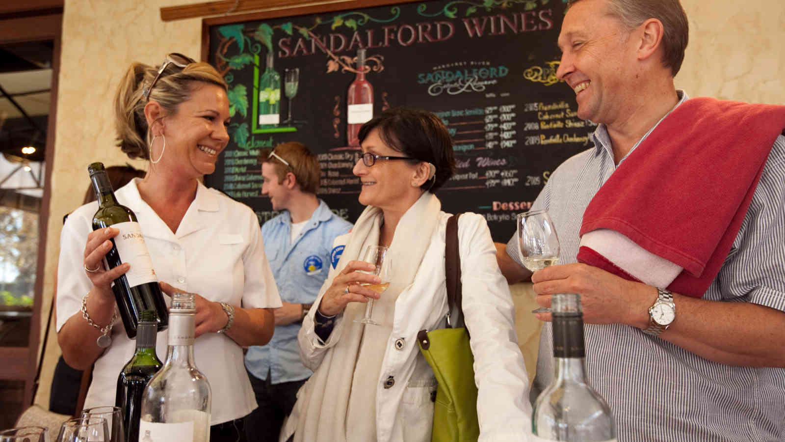 Captain Cook Day Wine Cruises