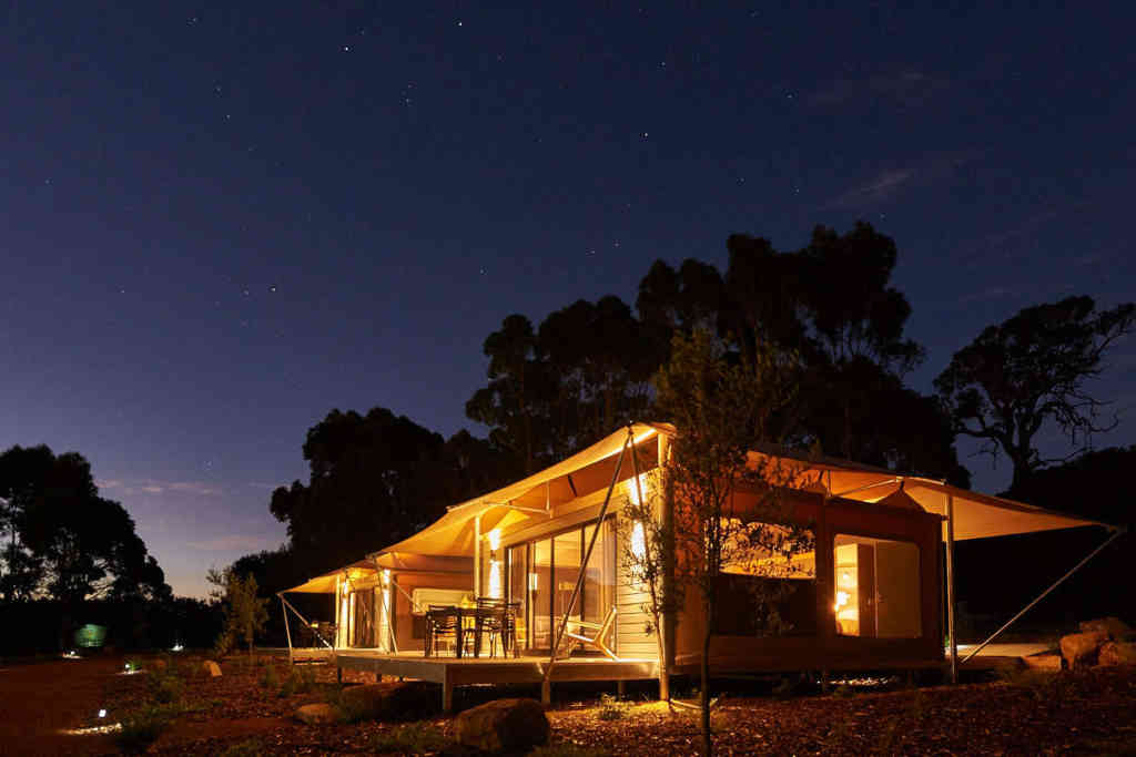 Discovery Parks Rottnest Island Glamping