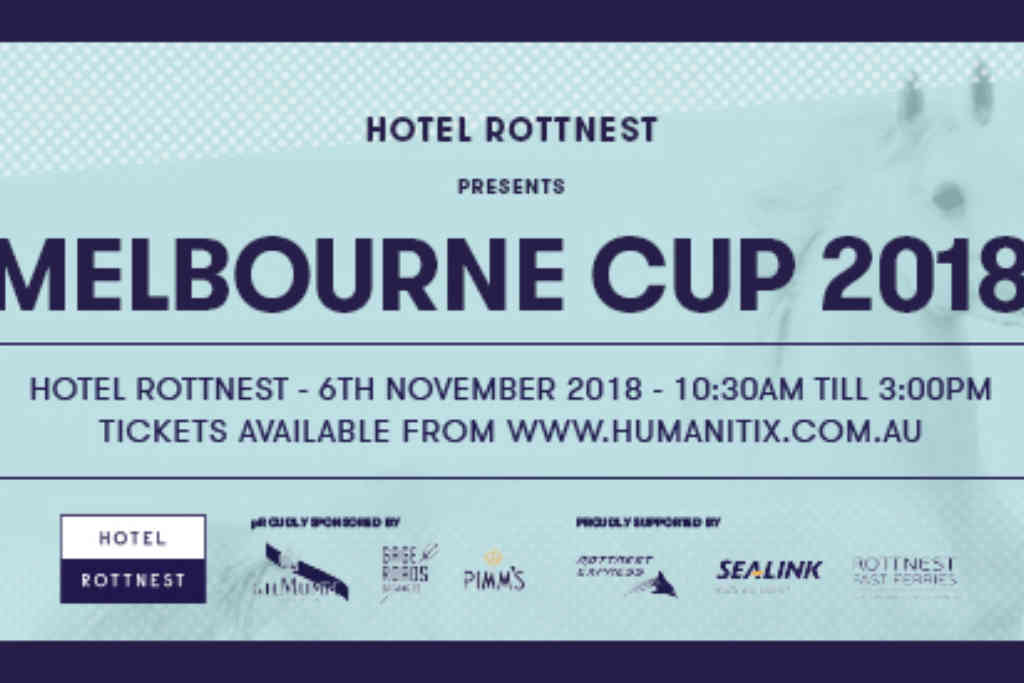 Melbourne Cup 2018 at Hotel Rottnest