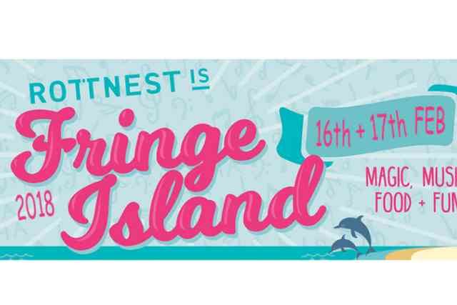 Fringe World on Rottnest!