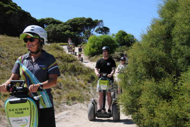 Fortress Adventure Segway Package