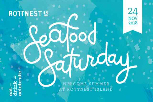 Seafood Saturday on Rotto!