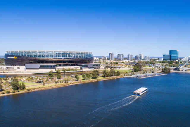 Optus Stadium AFL Stadium Cruise Transfers