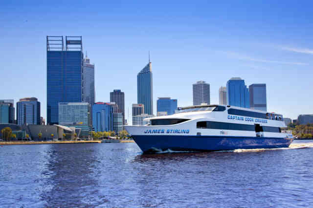 10% off Captain Cook Cruises WA