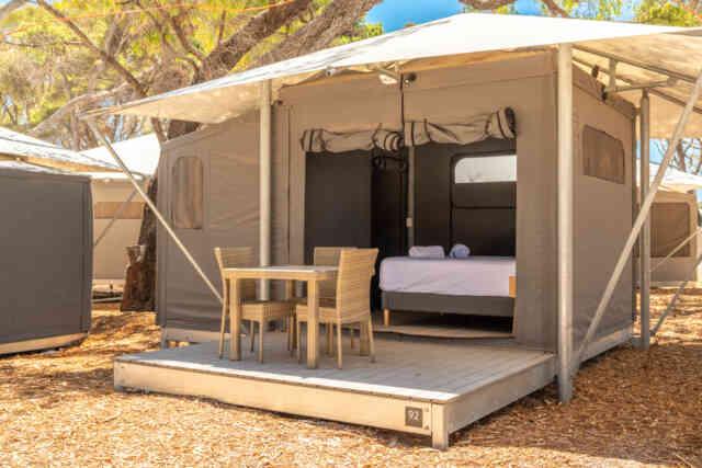 1 Night Standard Tent Twin/Single