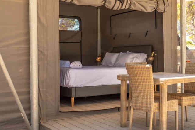 2 Nights Standard Tent Twin/Single