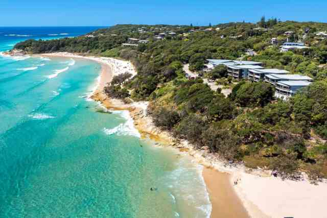 Straddie Hotel New Year's Eve Festivities