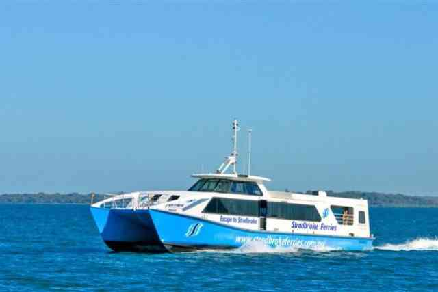 Change to North Stradbroke Island passenger pricing