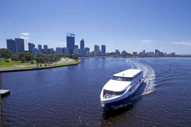 Swan River Scenic Cruise from Perth