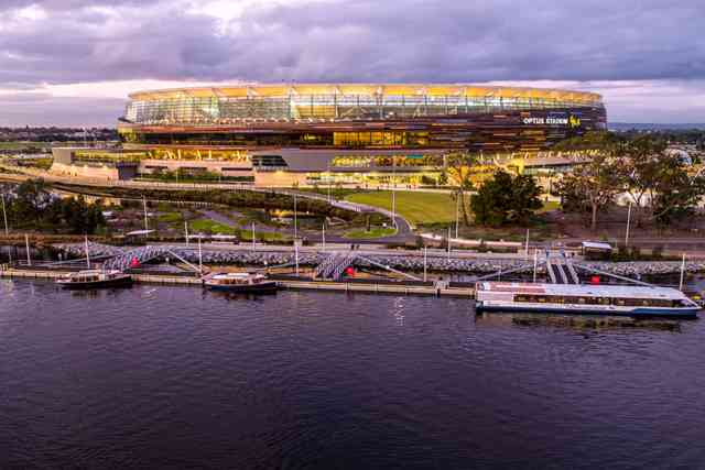 Optus Stadium Charter Packages