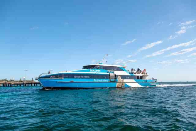 10% off SeaLink Rottnest Island Ferry Fares