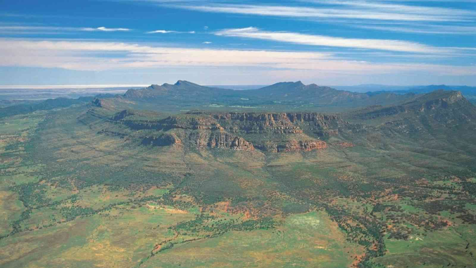 Flinders Ranges Wilpena Pound