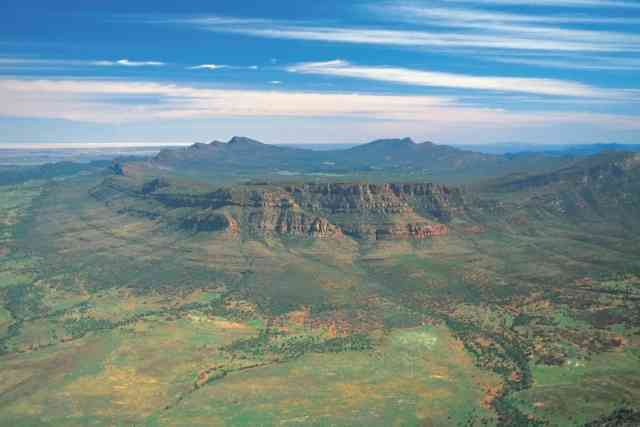 4 Day Flinders Ranges Outback Tour