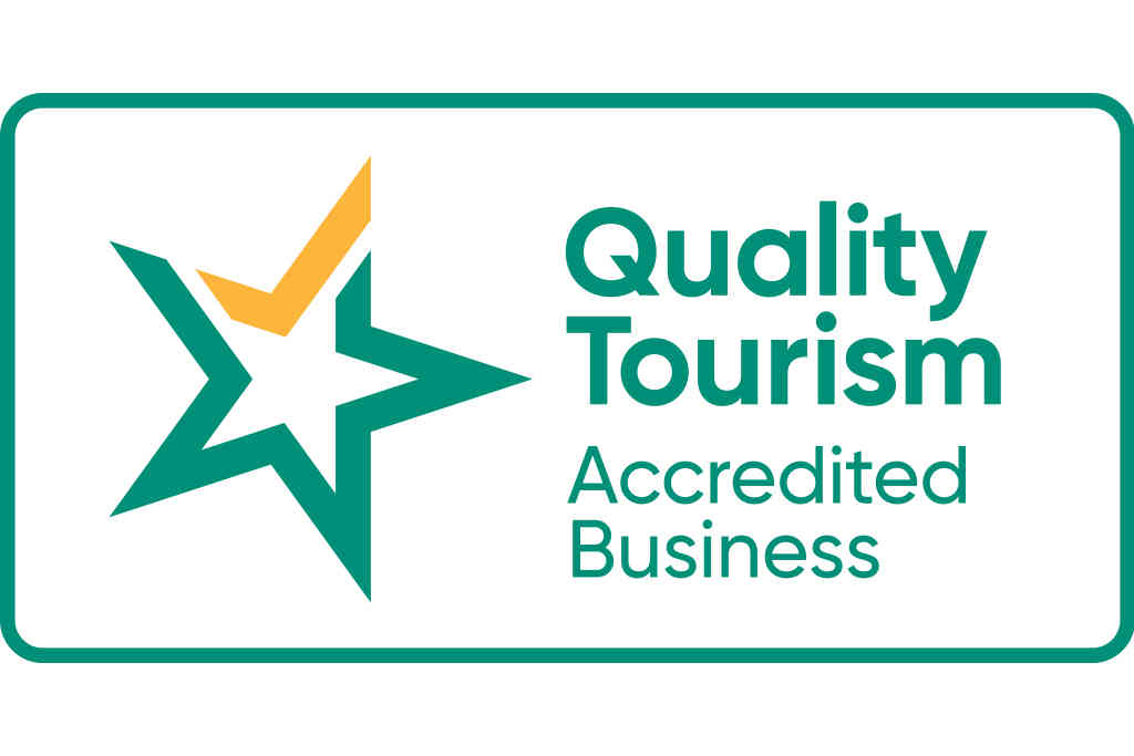 Quality Tourism Business Logo