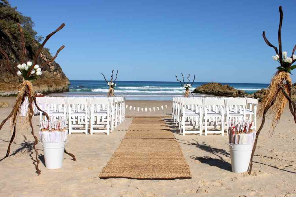 Beautiful Beach Weddings Image 2