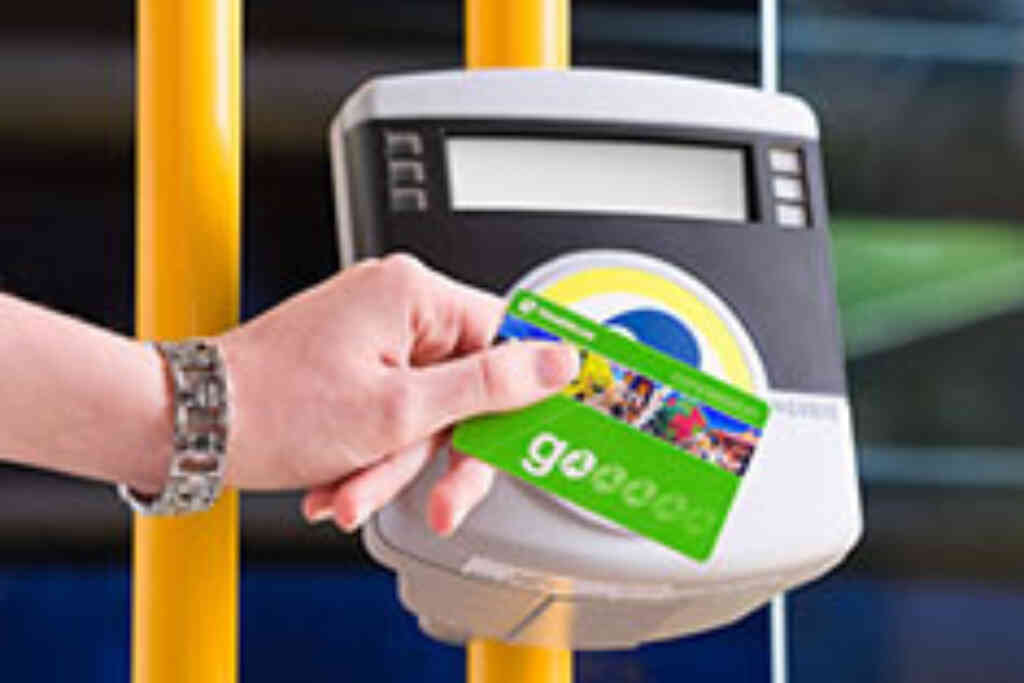 Concession Go Card