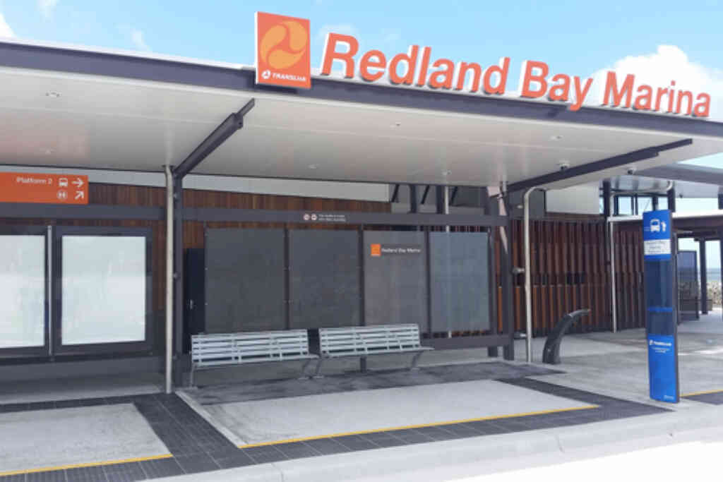 Redland Bay Marina Small