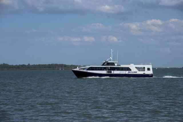 Stradbroke Passenger Ferry