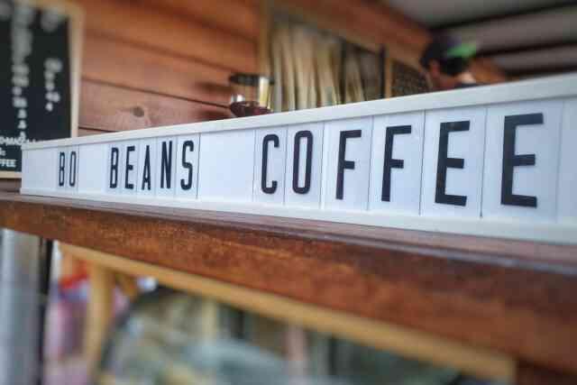 Bo Beans Coffee