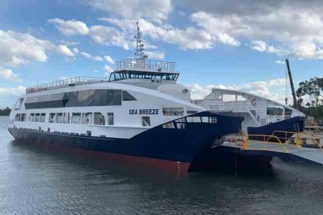 Stradbroke Vehicle Ferries