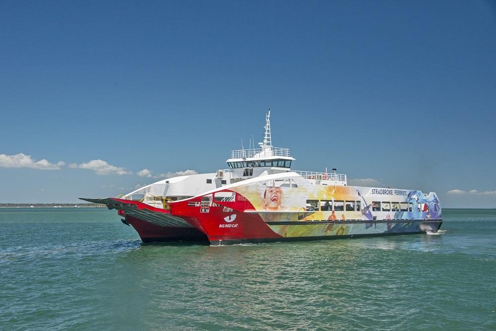 Ferry To Aka Island