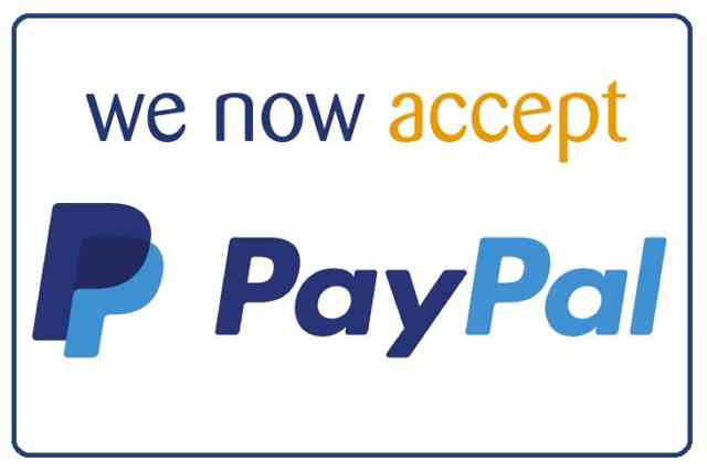Accept Pay Pal