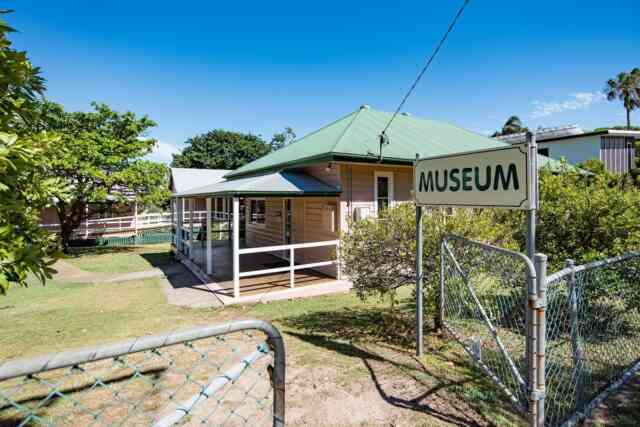 North Stradbroke Island Historical Museum on Minjerribah